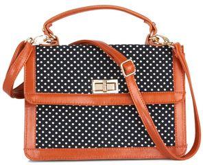 On The Polka Dot Bag