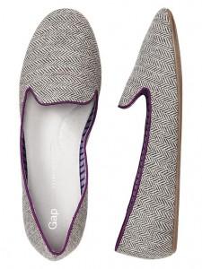 Herringbone Loafers