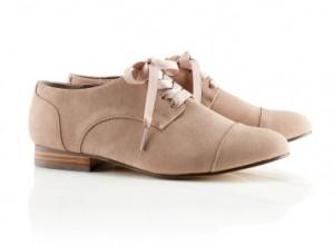 Imitation Suede Shoes