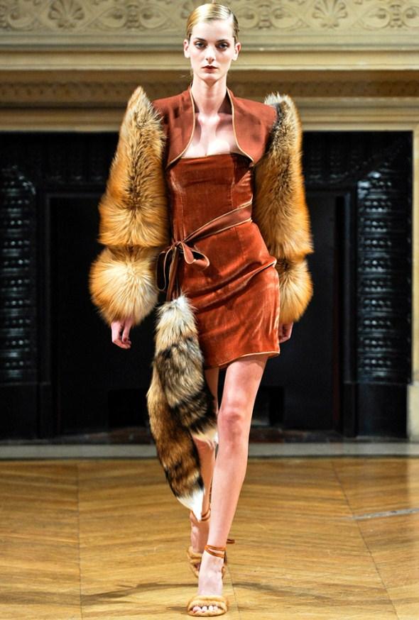 Fur Armed