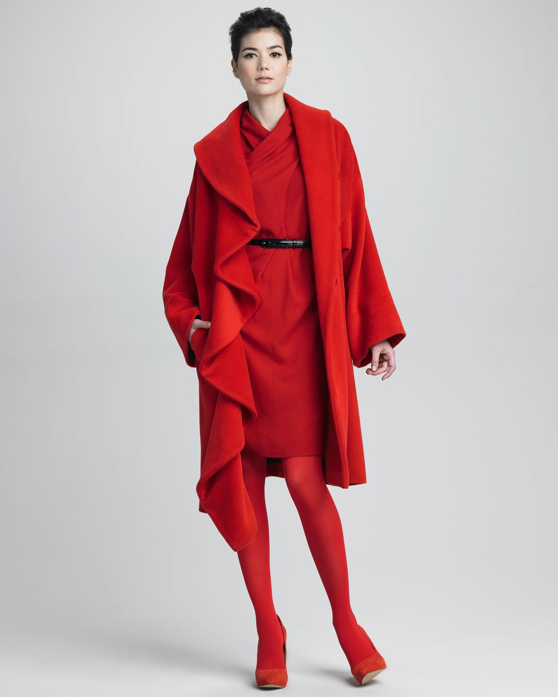 Asymmetrical Coats