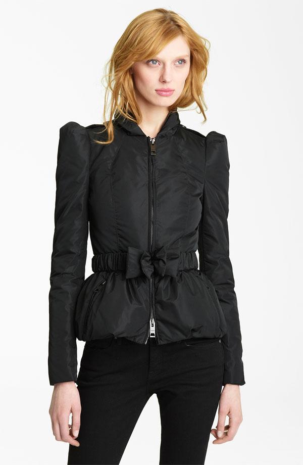 Burberry Prorsum Puffer Jacket