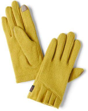 Coloured Gloves