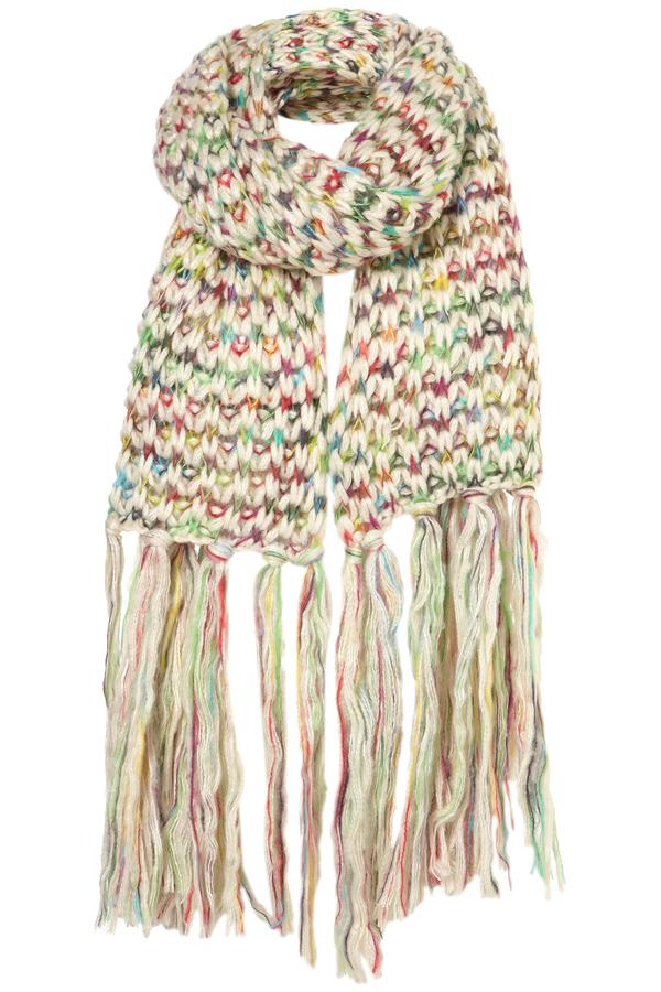 Multi Yarn Scarf