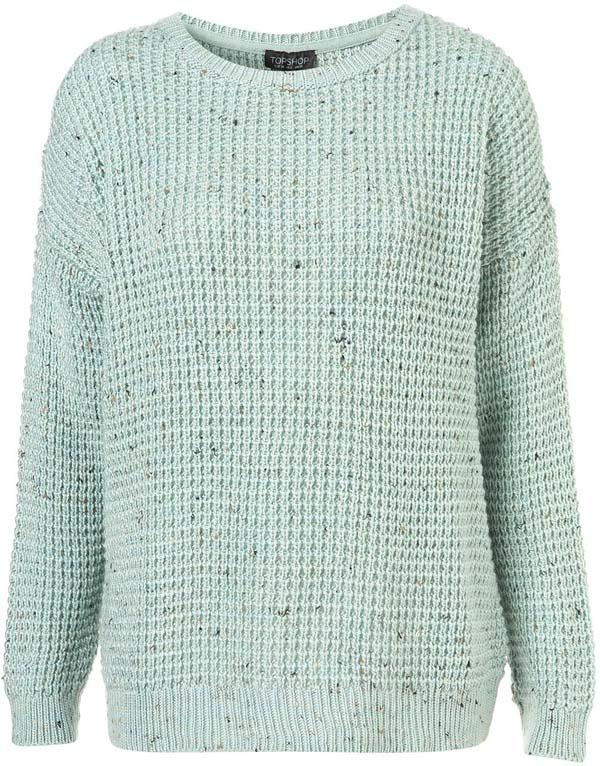 Pastel Knit Sweater