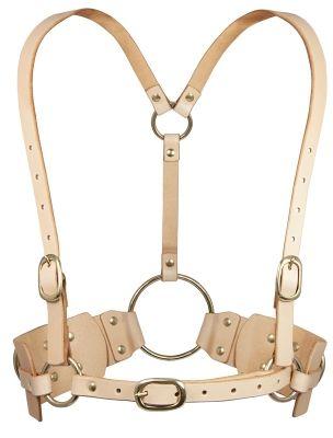 Thin Strap Harness Belt