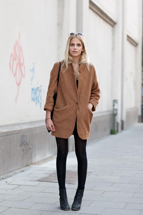 8 Stylish Ways to Wear Oversized Clothes ... Fashion