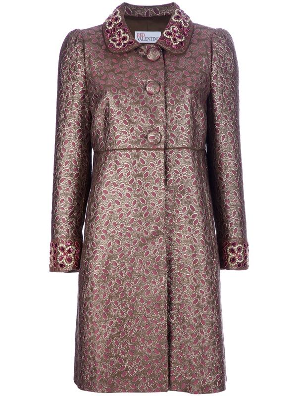 The Embellished Coat