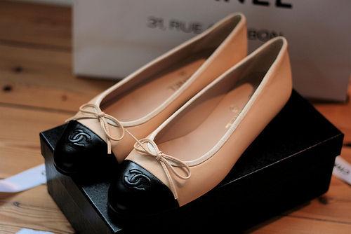 Classic Chanel Flats