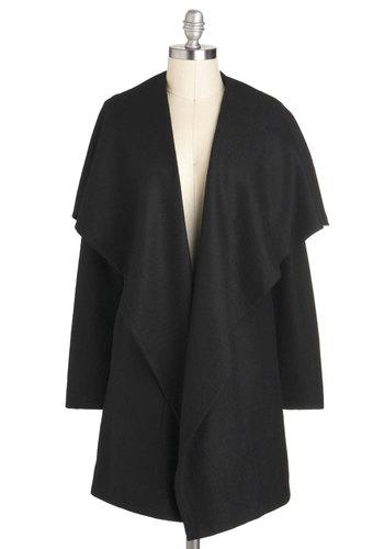 The Draped Coat