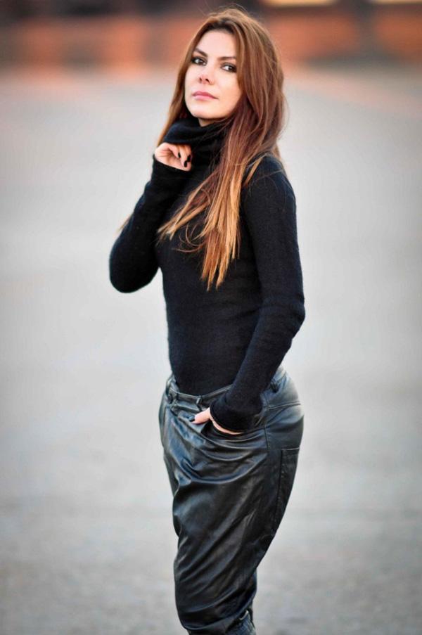 30 Inspiring Winter Street Style Looks ... Fashion