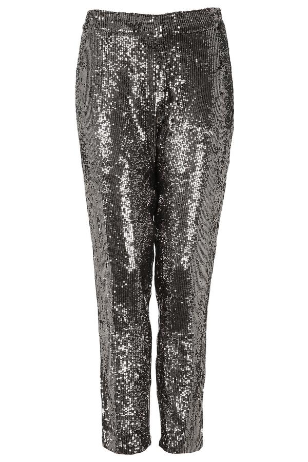 Sequin Embellished Pants