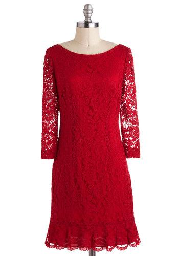 Blazing Beauty Dress