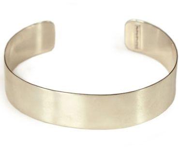 Metallic Choker Necklace
