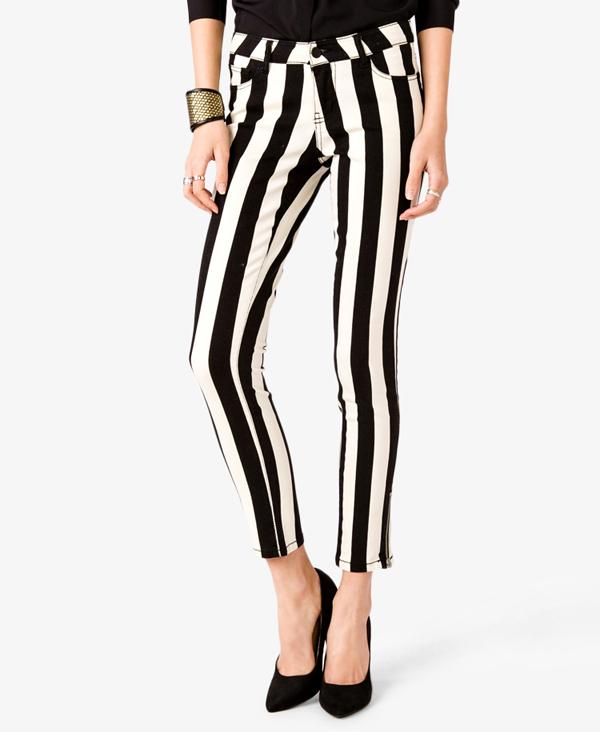 Statement Striped Pants