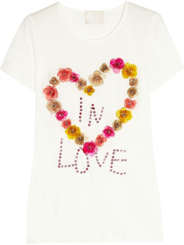 In Love Embellished T-Shirt