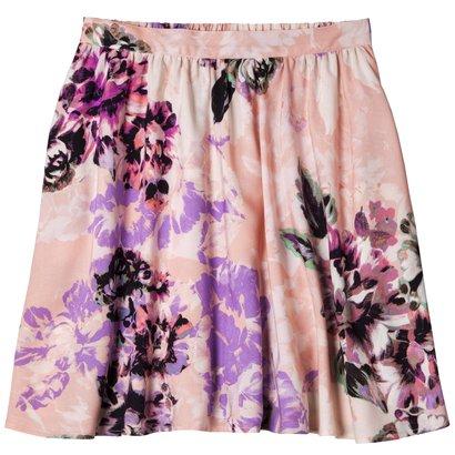 Xhilaration Juniors Circle Skirt
