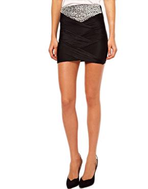 ASOS Bandage Skirt