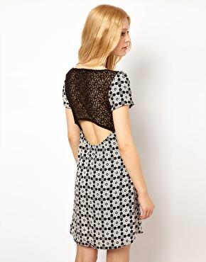 The Printed Dress…