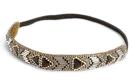 BP. 'Art Deco' Embellished Headband