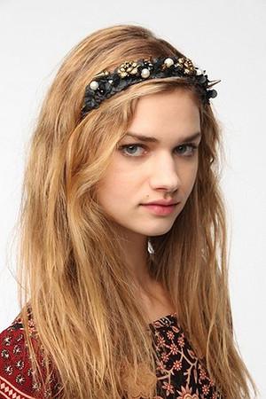 Antoinette Embellished Headband