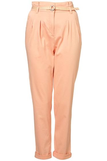Pastel Pants – Topshop High Waisted Chinos