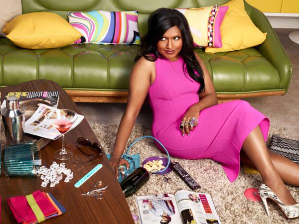 The Mindy Project- Mindy Lahiri