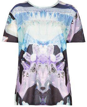Crystal Printed T-shirt