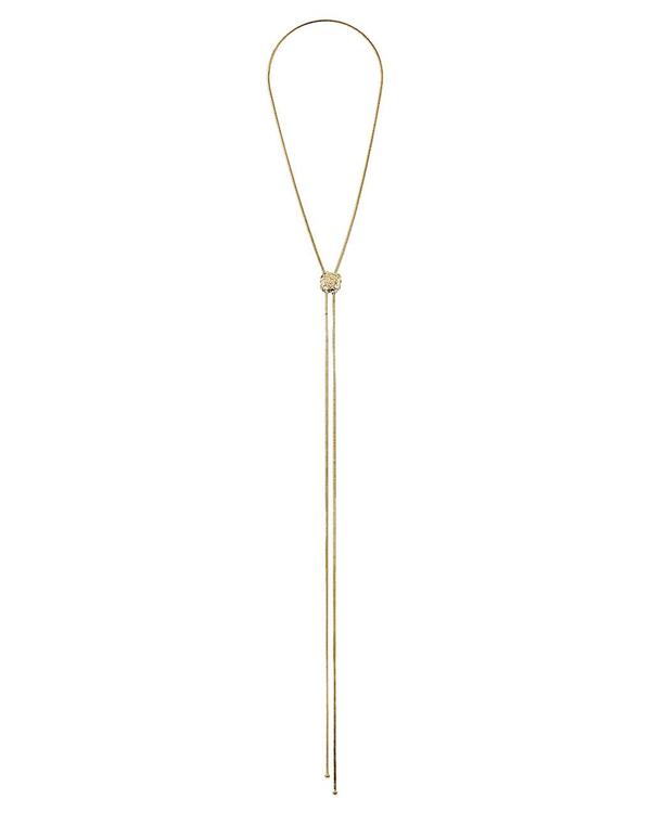 Long Lion Necklace