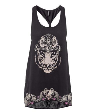 H&M Tiger Dress