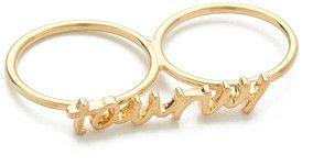 Zodiac Knuckle Rings