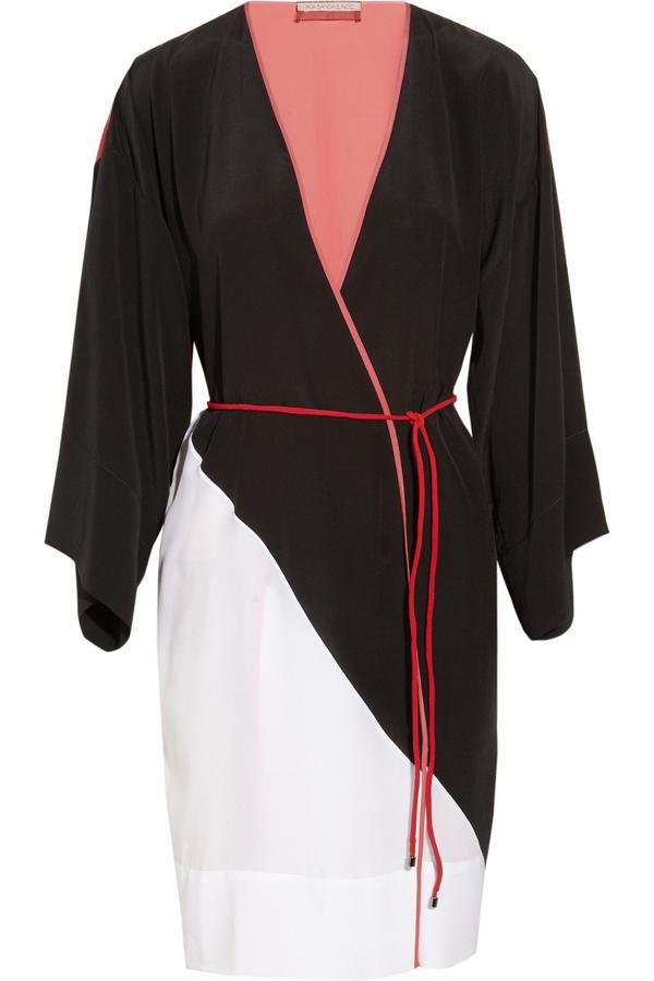 Colour Block Kimono