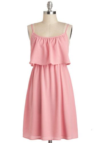 Pastel Frill Dress