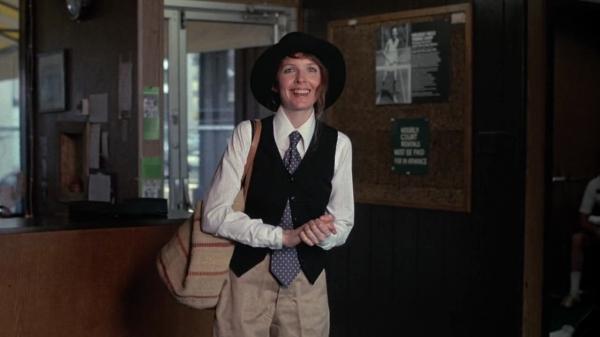 Annie Hall's Marvelous Menswear