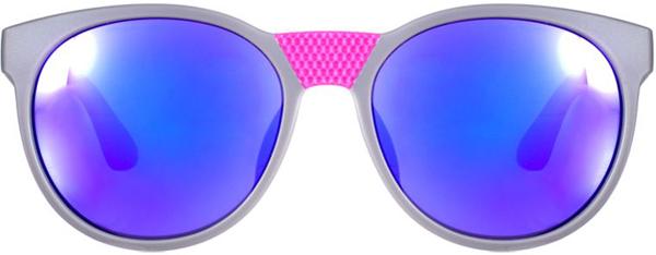 Bold round Sunglasses
