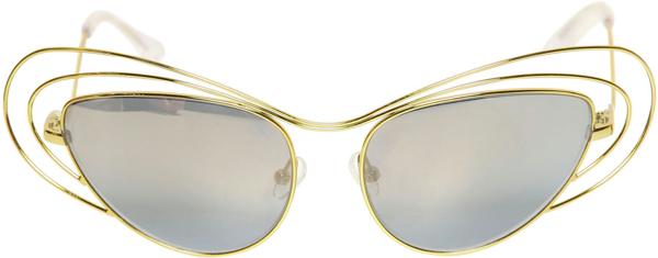 Metal Framed Sunglasses