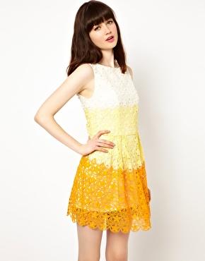 The Lace Dress…