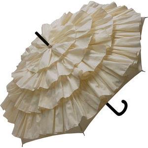 Ruffled Umbrella