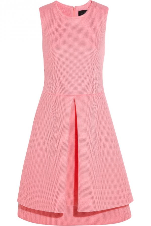 Wafer-Mesh Dress