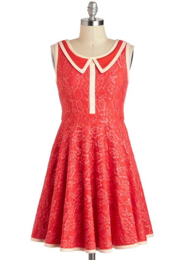 Modcloth – 500 Days of Shimmer Dress