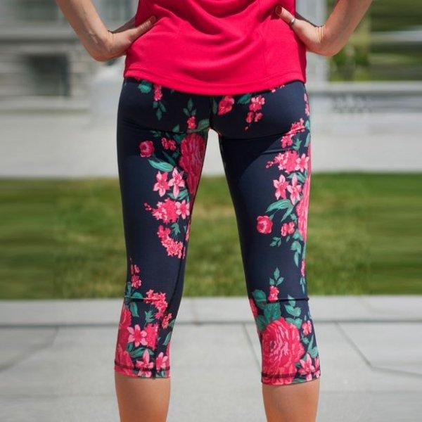 clothing,pink,trousers,pattern,leggings,