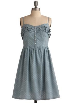 Lady of the Prairie Dress