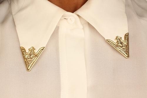 Collars + Metal Tips
