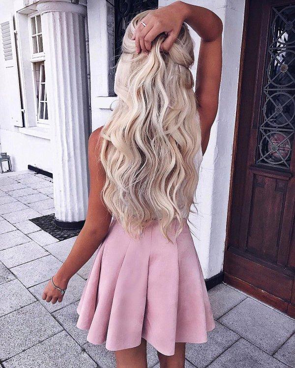 hair, human hair color, pink, shoulder, hairstyle,