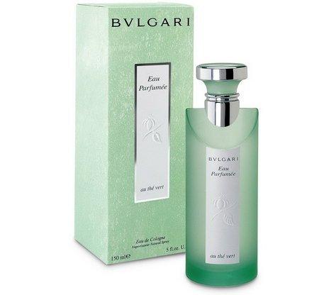 Amanda Seyfried Wears Bulgari Green Tea