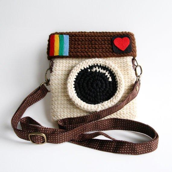 Instagram Camera Holder