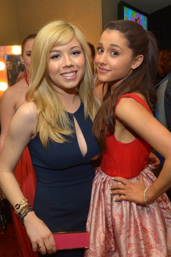 Jennette McCurdy & Ariana Grande