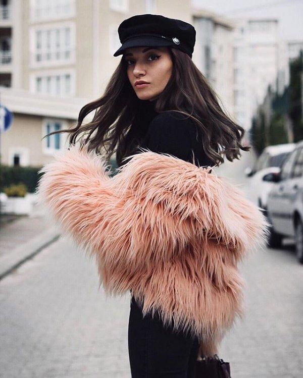 fur clothing, clothing, fur, cap, hat,