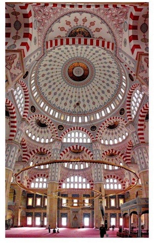 Sabanci Mosque, Adana, Turkey
