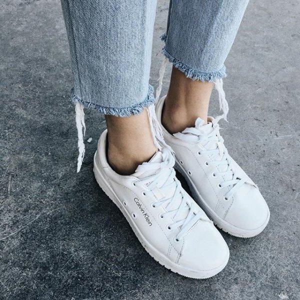 footwear, shoe, white, sneakers, leg,